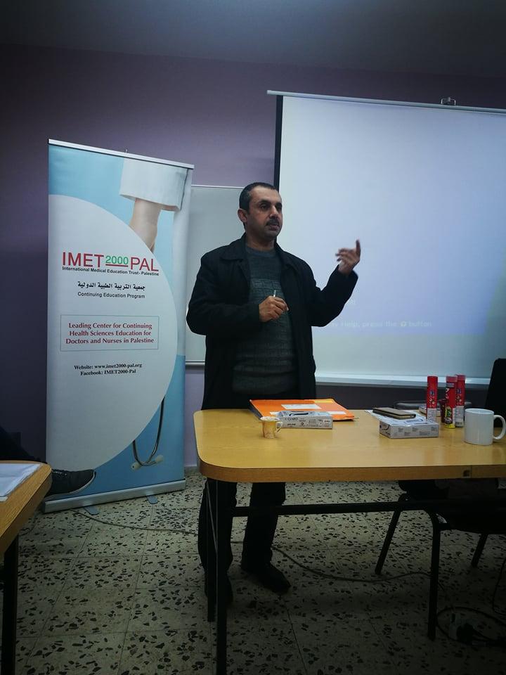 IMET - Community Child Psychiatric Training with Rawan Association